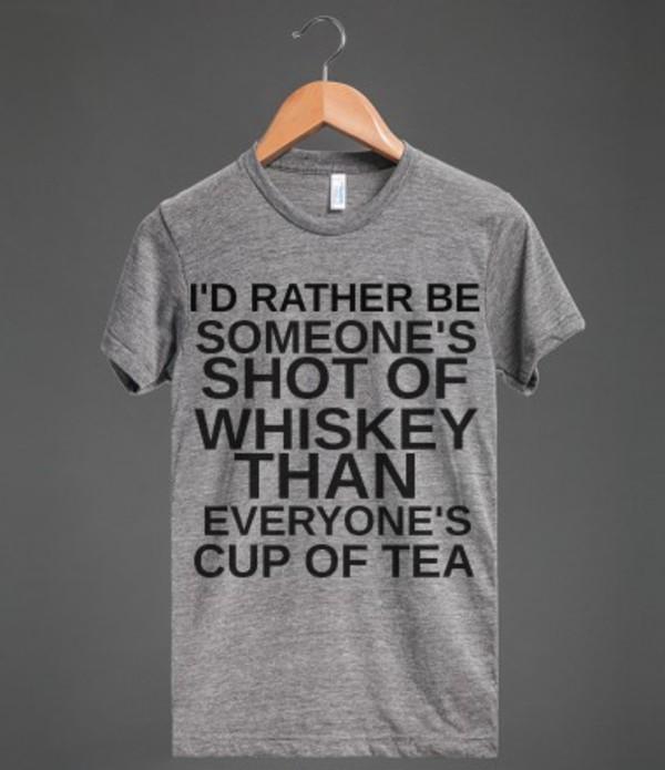 t-shirt whiskey tea funny shirt funny shirt southern country