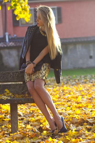cablook skirt jacket bag t-shirt jewels