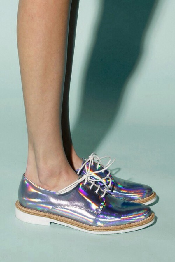 shoes holographic shoes vans indie hippie hipster girly skater grunge galaxy print rainbow