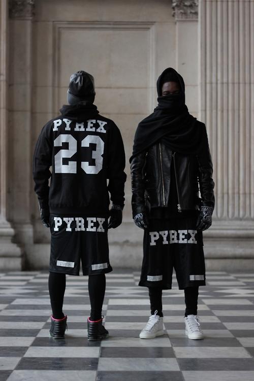Pyx Pyrex Vision Mesh Basketball Gym Shorts Yeezy A$AP Black   eBay