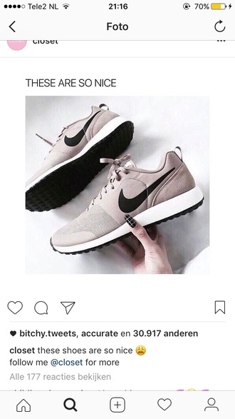 shoes nike shoes nike beige