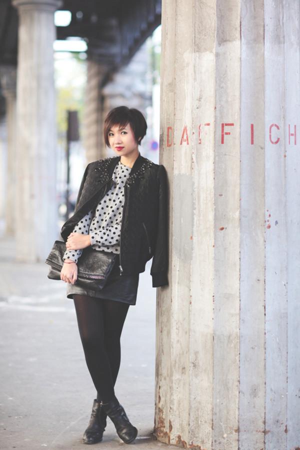 le monde de tokyobanhbao jacket shirt bag skirt nail polish shoes
