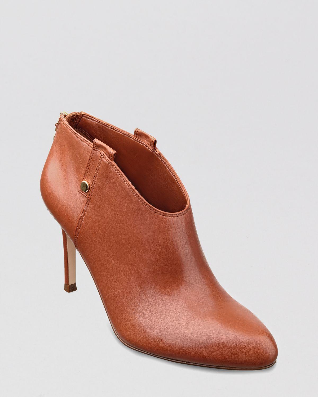 IVANKA TRUMP Ankle Booties - Juno Mid Heel | Bloomingdale's