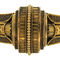 Victorian egyptian revival yellow gold bracelet at 1stdibs
