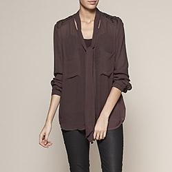 Tee-shirt femme IKKS (BC10175) | Vêtement Femme Hiver 13