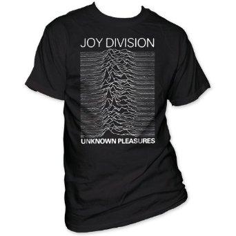 Amazon.com: Impact Men's Joy Division Unknown Pleasures T-Shirt: Clothing
