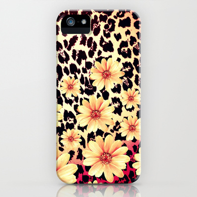Wild Flowers - for Iphone iPhone & iPod Case by Simone Morana Cyla | Society6