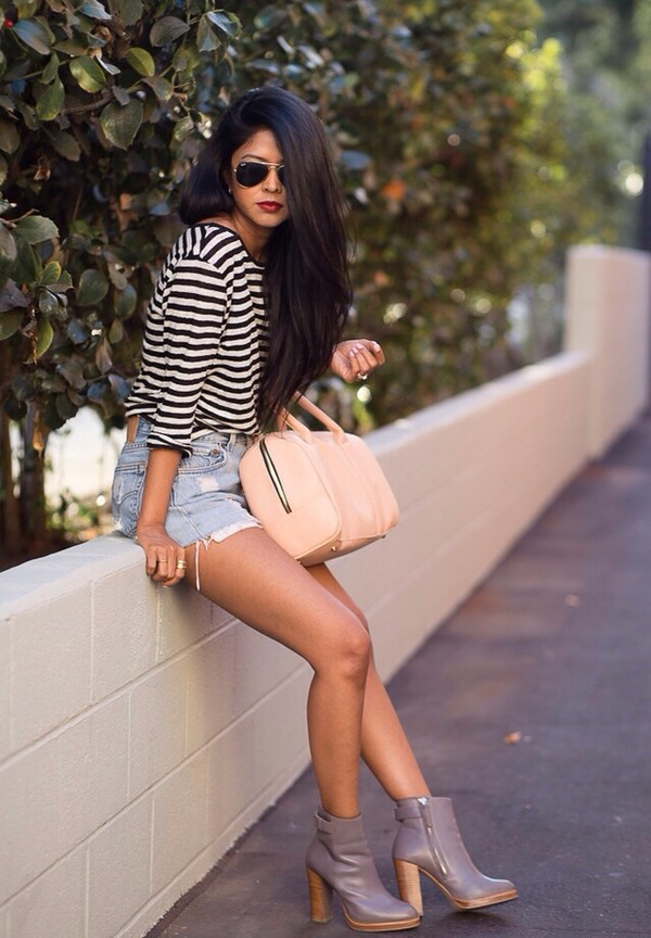 shoes booties ankle boots bag coat shirt shorts sunglasses