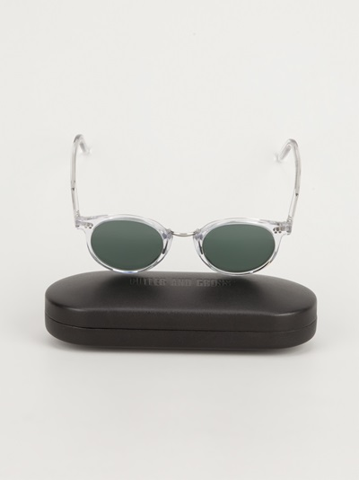 Cutler & Gross Teashade Sunglasses - Mode De Vue - Farfetch.com