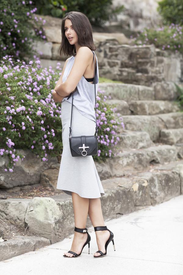 harper & harley skirt tank top bag shoes jewels
