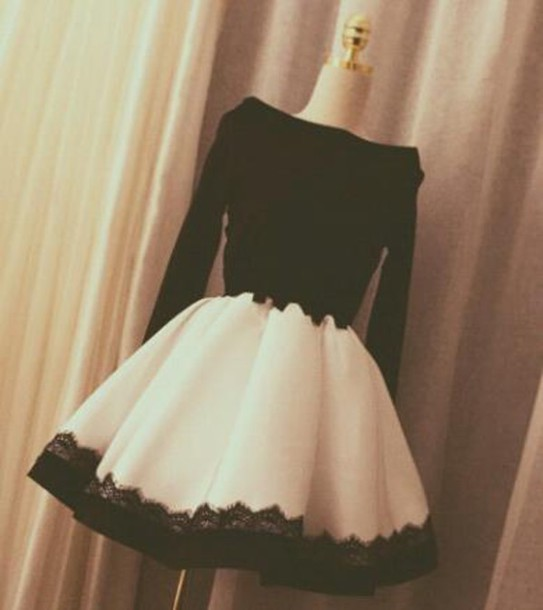 dress anycolor puffy skirt