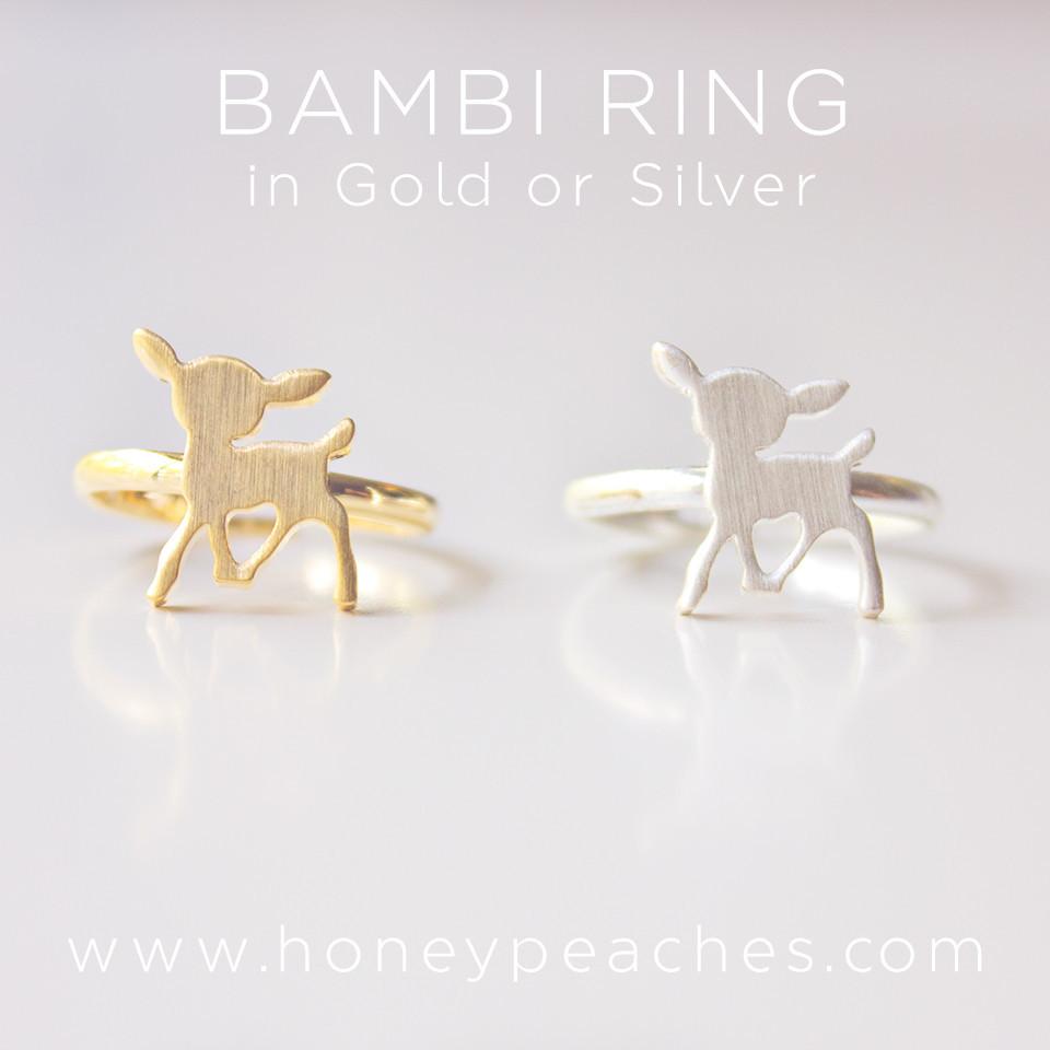 Bambi Ring – Honey Peaches