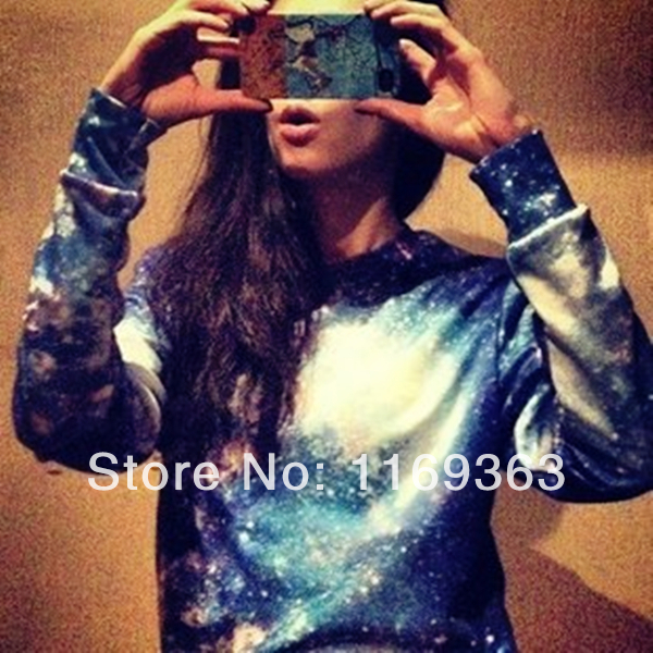 Galaxy 3Dprint ISWAG Sweatshirt suit Desigual TOP quality brand sport suit set tracksuit women jogging suits nebula Pullover-in Hoodies & Sweatshirts from Apparel & Accessories on Aliexpress.com