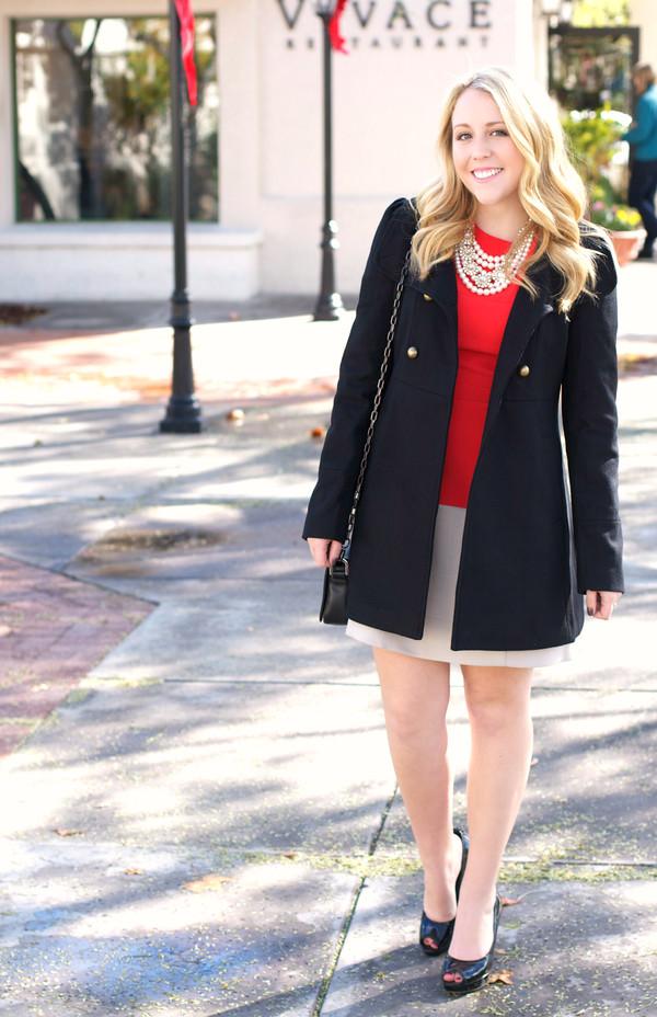 a beautiful heart dress coat shoes jewels