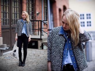 shoes jacket pants jewels elenita shirt