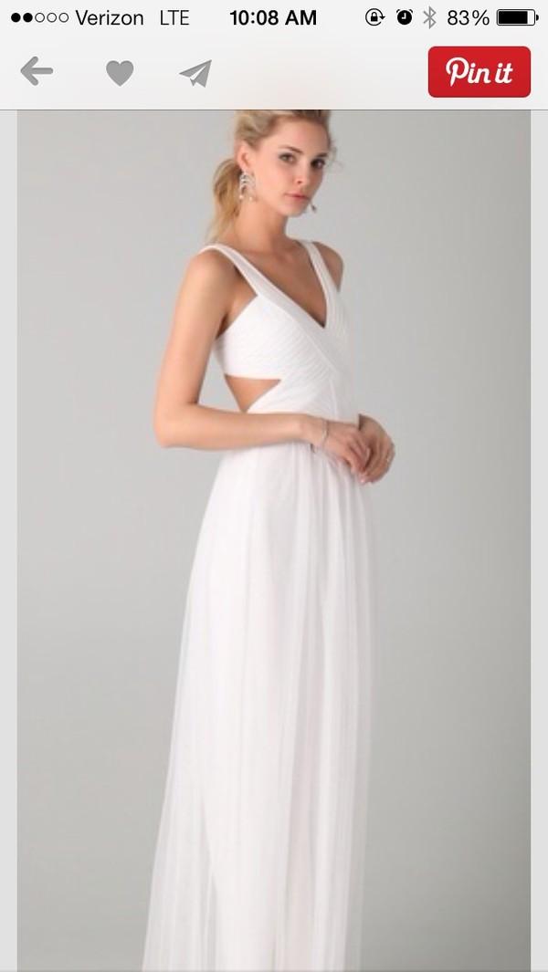 dress prom dress long prom dress white dress white long dress formal dress