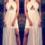 2014 Free shipping  Fashion cut out slit chiffon Mixa dress. Party dress. TB 6296-in Apparel & Accessories on Aliexpress.com