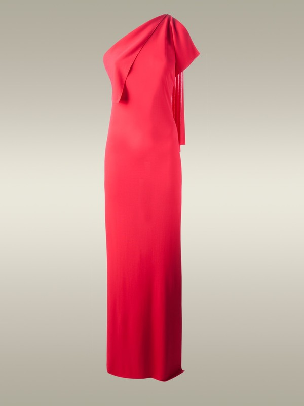 dress roland mouret henleigh gown