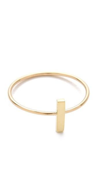 Jennifer Meyer Jewelry Bar Ring | SHOPBOP
