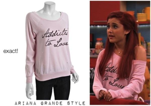 t-shirt addicted love pink