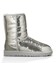 UGG® Classic Short Sparkles | Sequin Boots at UGGAustralia.com