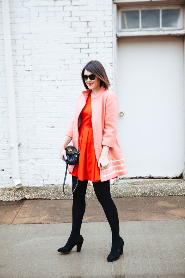 kendi everyday coat dress shoes bag