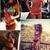 Candy Color Bandage Bikini Swimwear H909$69
