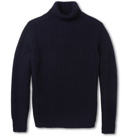 Acne - Miles Chunky-Knit Wool Rollneck Sweater|MR PORTER