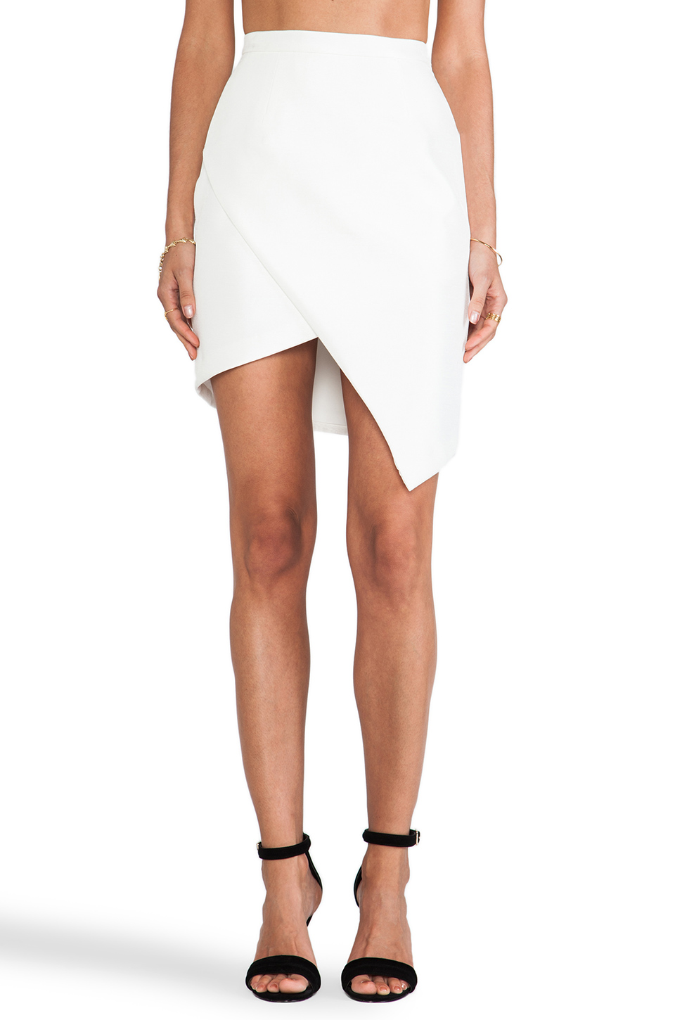 Cameo Window Blues Skirt in Ivory | REVOLVE