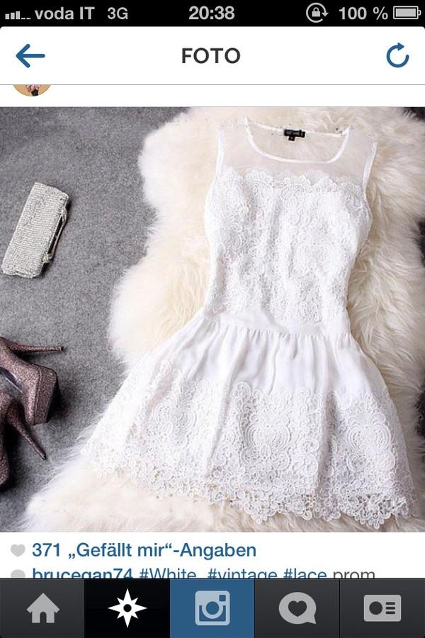 dress white dress summer dress beautiful white cute cute dress summer summer dress