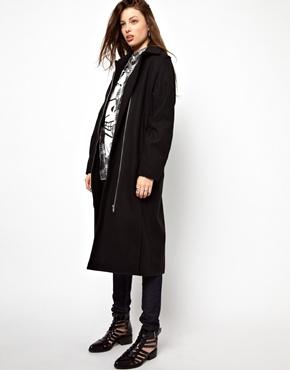 Cheap Monday | Cheap Monday Collar Coat at ASOS