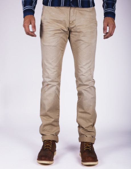 PRPS - WOVEN CHINO | Mens Pants | Chinos | Chino Twill Pants | Cotton Twill