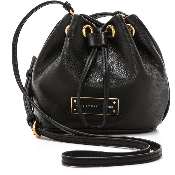 Marc by Marc Jacobs Too Hot To Handle Mini Drawstring Bag - Polyvore