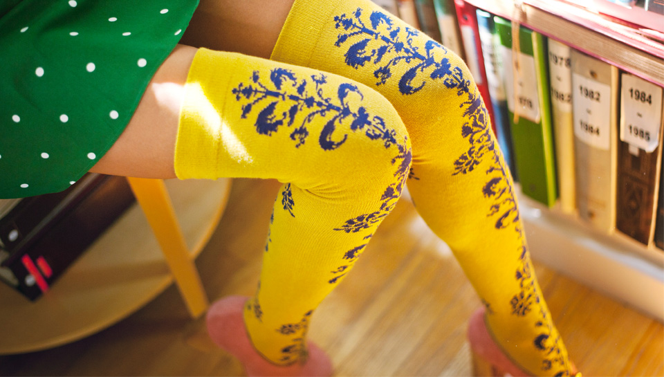 Tabbisocks Socks for the Playfully Sophisticated