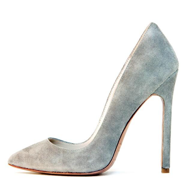 Gilda Dusty Grey - LAUREN MARINIS