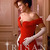 New Red Chiffon Julia Roberts in Pretty Woman Formal Evening Prom Dress 2 16 | eBay
