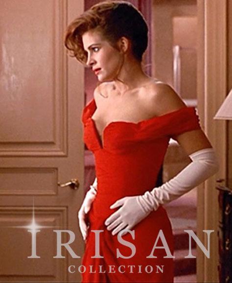 New Red Chiffon Julia Roberts in Pretty Woman Formal Evening Prom Dress 2 16 | eBay