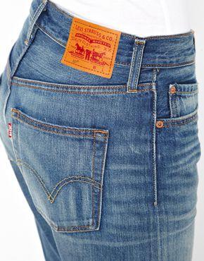 Levis   Levi's 501 Boyfriend Jeans at ASOS