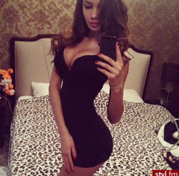 dress black bodycon bodycon dress