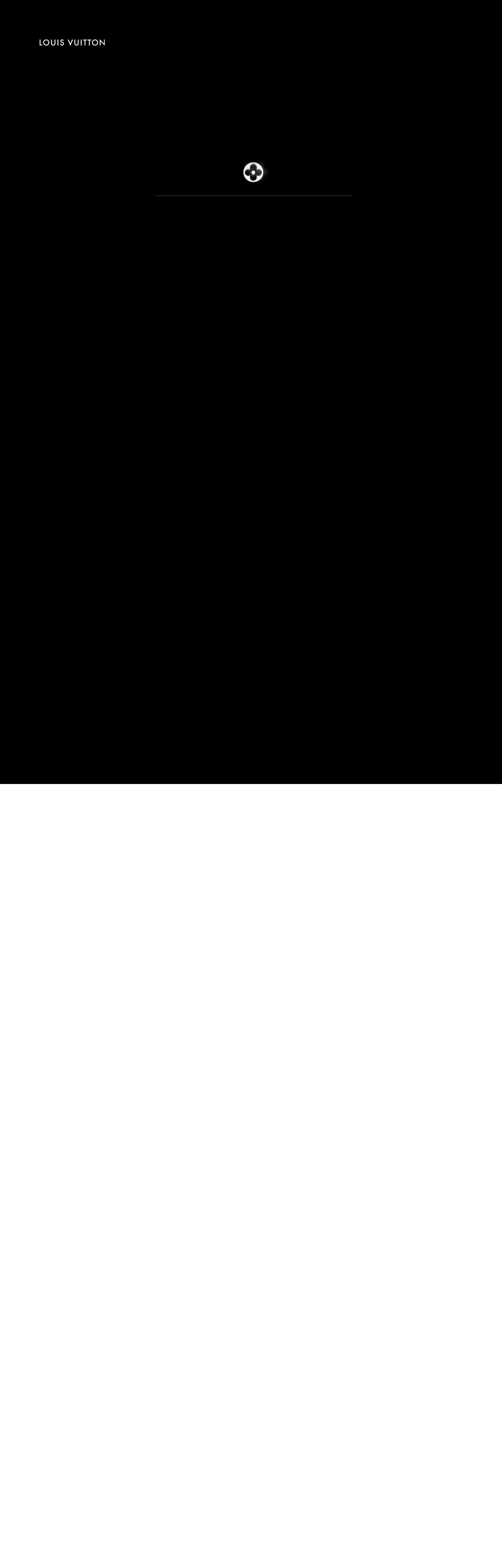 LOUISVUITTON.COM - Louis Vuitton International Page