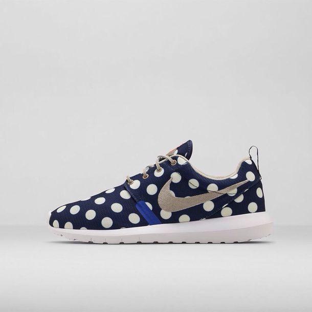 shoes roshe runs nike running shoes nike shoes polka dots custom nike