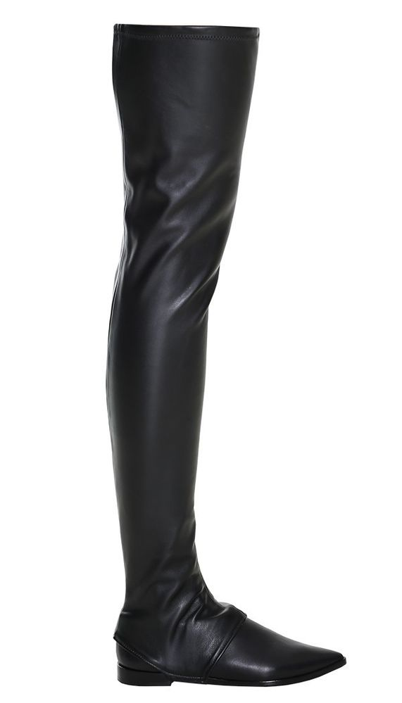 NWB Tibi Thea Thigh High Boot US 10 5 $795 | eBay