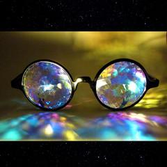 PRIZM SPACE — Kaleidoscope Glasses