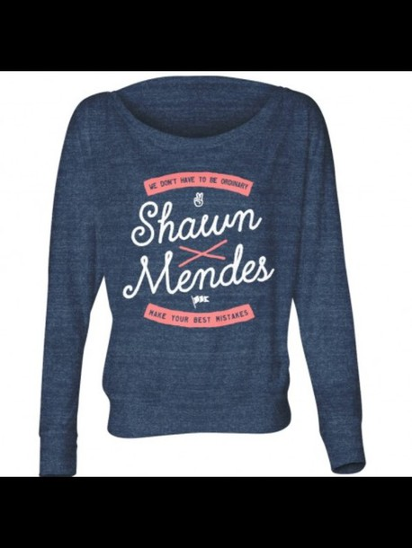 sweater shawn mendes shawn mendes sweatshirt