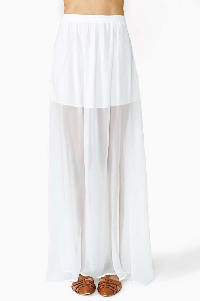 In Dreams Maxi Skirt | Shop Sale at Nasty Gal
