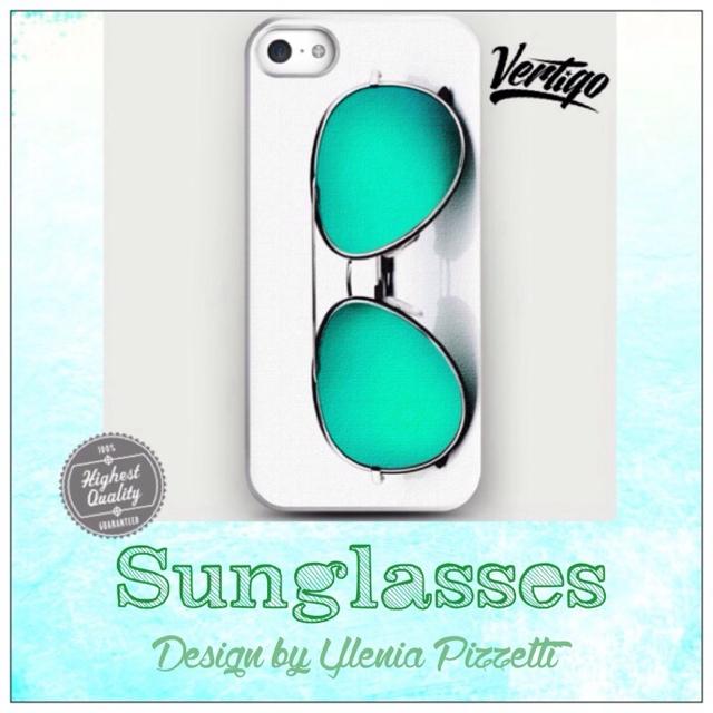 SUNGLASSES by Ylenia Pizzetti - IPhone ... | Vertigo Official Store | Depop