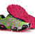Salomon Speedcross 3 - Mountain trail-running - Footwear Mens green pink black silver