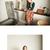Floral Print A-Line Skirt, Beige , M - MAGJAY | YESSTYLE Hong Kong