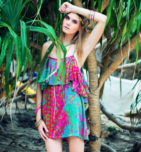 dress pretty stylemoi hipster summer dress streetstyle