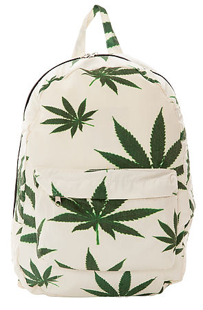 O-Mighty The Weed Backpack  : Karmaloop.com - Global Concrete Culture